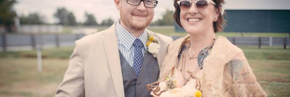 Landee + Cory Greene Wedding