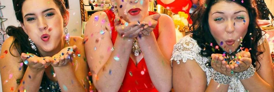 Sequins + Glitter