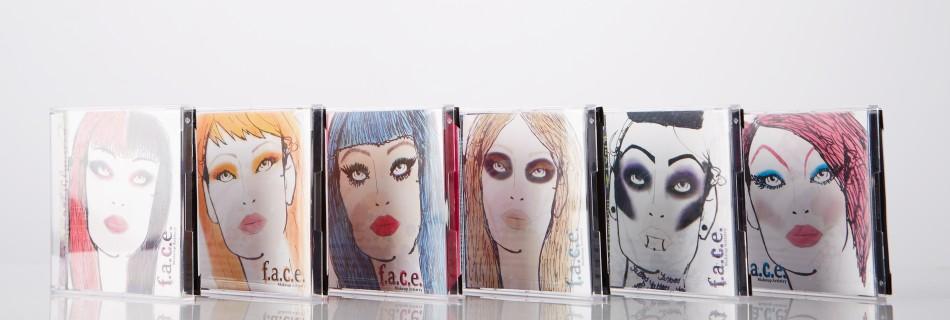 Music Inspires Makeup