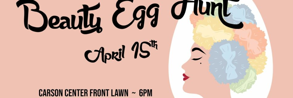 The 5th Annual Beauty Egg Hunt